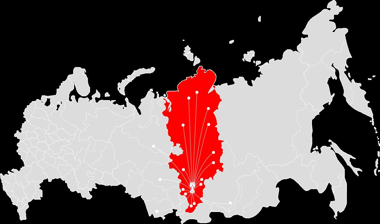 Доставка автозапчастей по Красноярскому краю