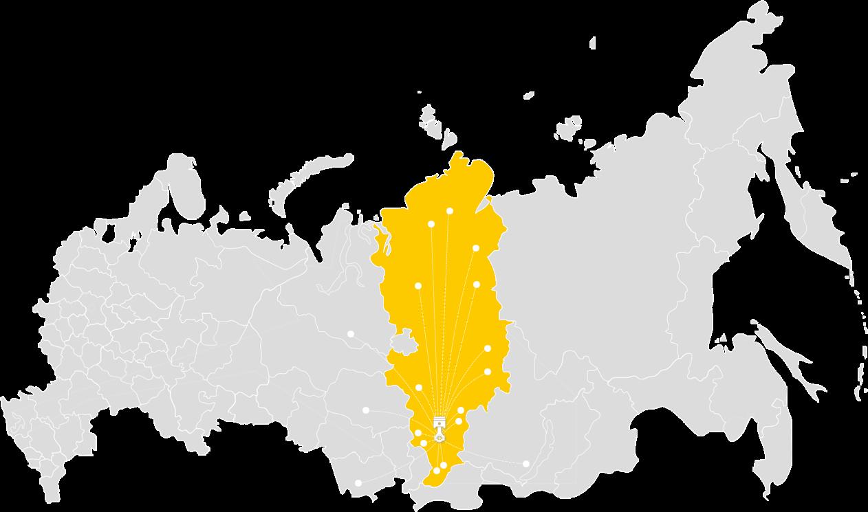 Доставка автозапчастей Рено по красноярскому краю